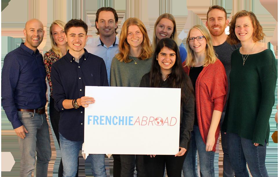 L'équipe de Frenchie Abroad